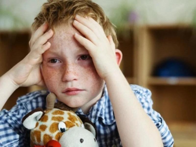 стресс у ребенка, ребенок испытывает стресс