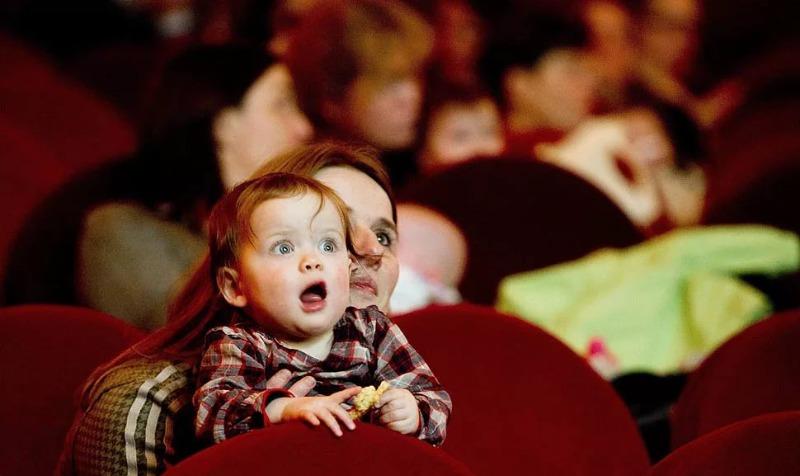 Волшебный мир детского театра