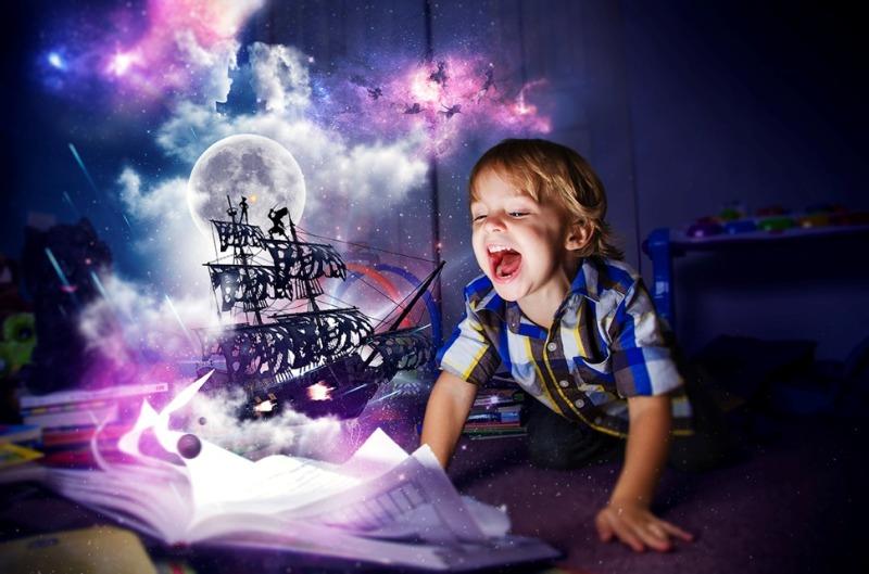 Развитие творческих способностей детей в изобразительной деятельности в доу
